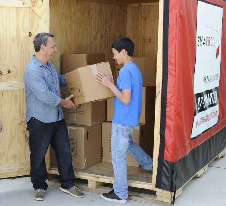 Loading a Smartbox
