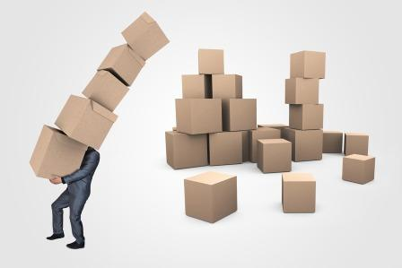 Pro tips on packing and moving