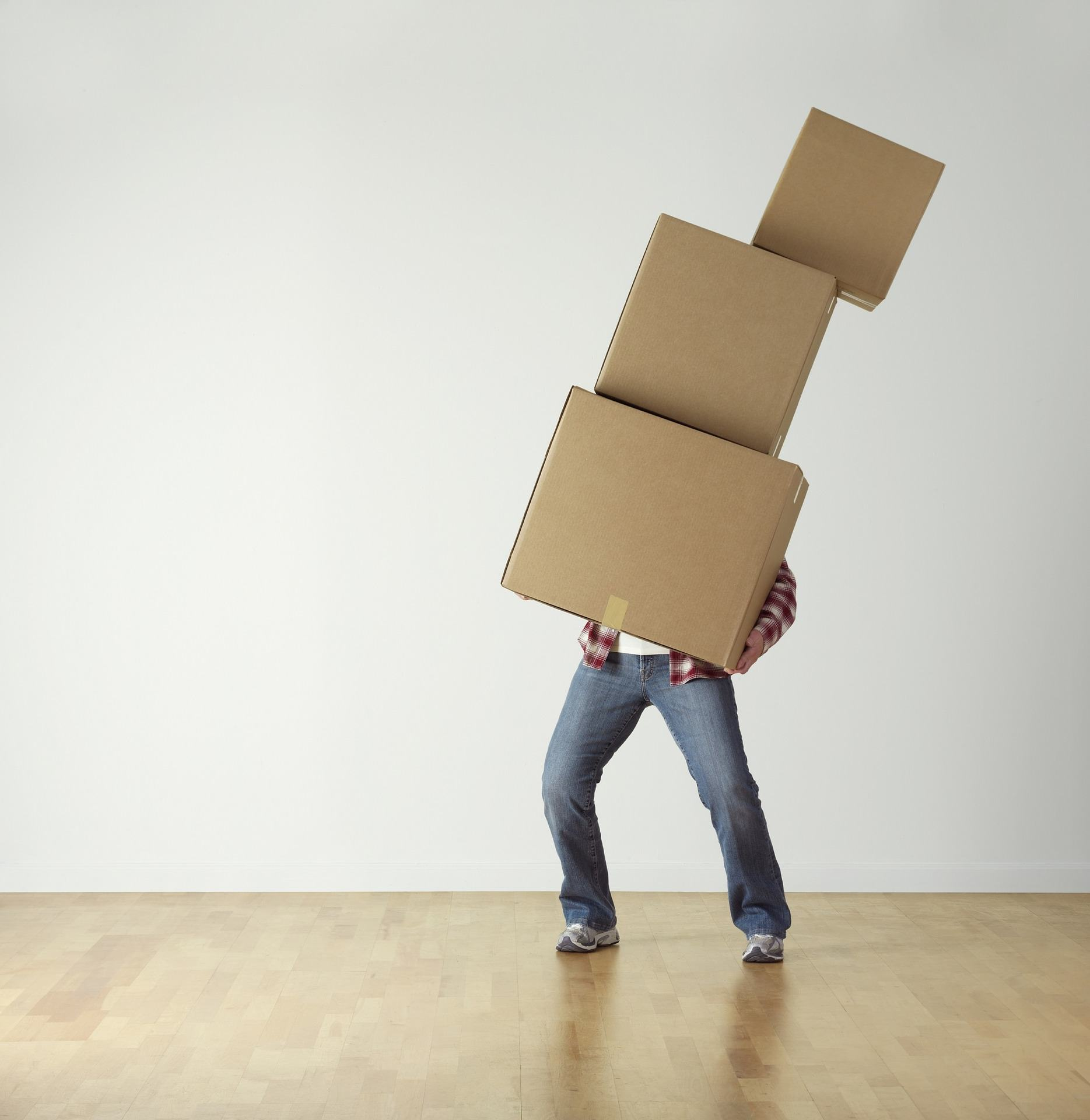 Safety tips for moving and storage