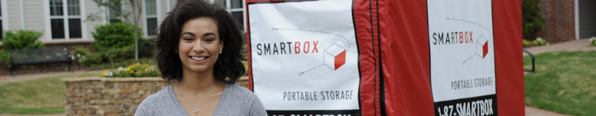 370 Header Girl  sc 1 st  SmartBox & Northern Virginia Portable Storage Units u0026 Moving Containers