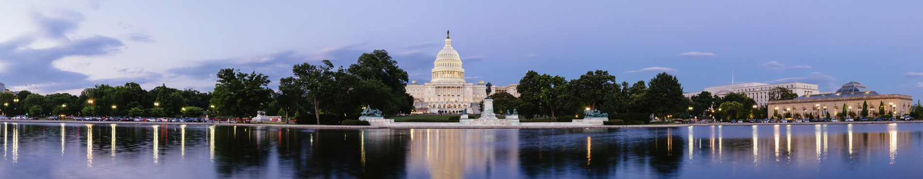 Washington DC Header